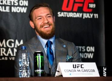 Hoe Conor McGregor er nu voor staat