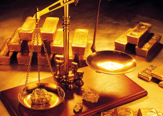 Turkije handhaaft 44 ton goudproductie ondanks een pandemie