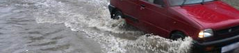 Sneg, led i poplave - elementarne nepogode
