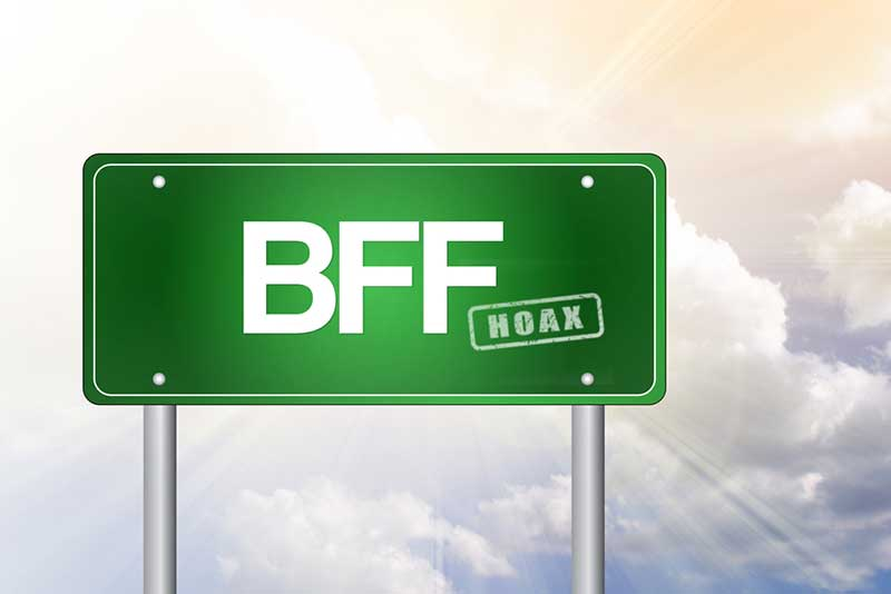 FACEBOOK BFF HOAX