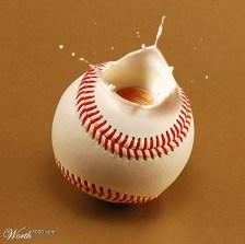 baseball-balle