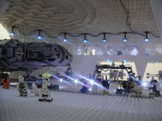 hoth base starwars lego