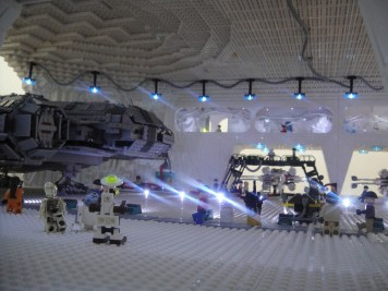 hoth base starwars lego