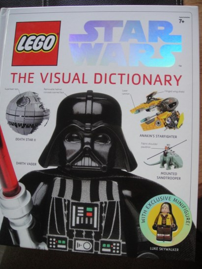 starwars lego visual dictionnary