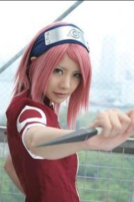 cosplay sakura