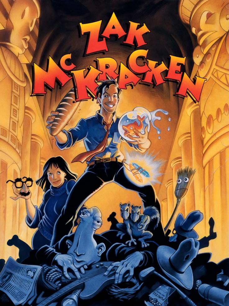 Zak McKracken - Poster