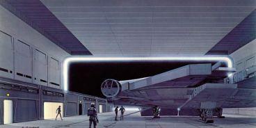 star wars concept-ralph mcquarrie-etoile noir