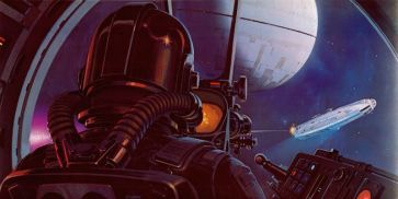 star wars concept-ralph mcquarrie-pilote tie