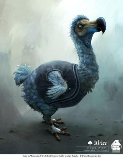alice - dodo
