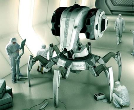 crab-robot