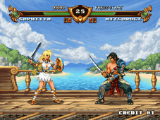 demake soulcalibur
