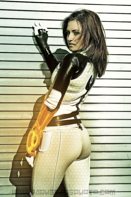 mass effect2 cosplay