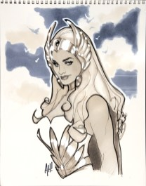 She_Ra_by_AdamHughes