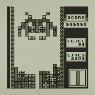 tetris space invaders
