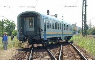 wagon deux voies