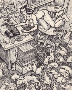 20-Do It Yourself Doodler-David Jablow-rats