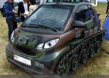 smart tank char