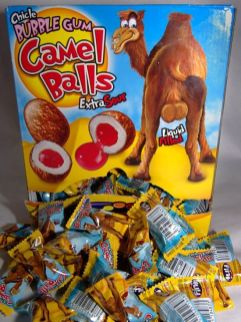 bonbon chameau