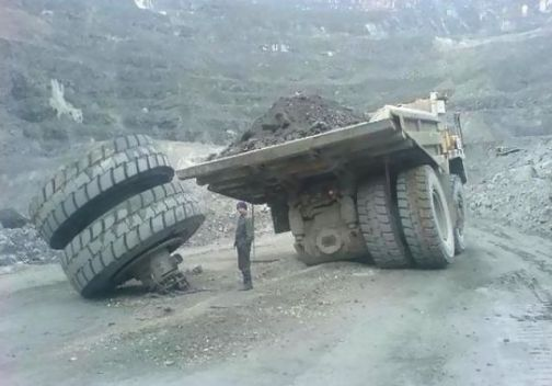 camion casse
