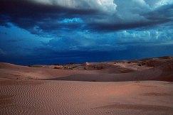 Samalayuca Dunes in Chihuahua Mexico - Dune David Lynch