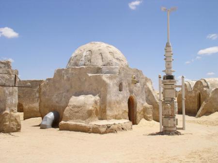 Tataouine Tunisie - Star Wars