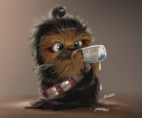 bebe chewbacca