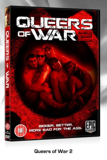 jeu video parodie porno queers of war2
