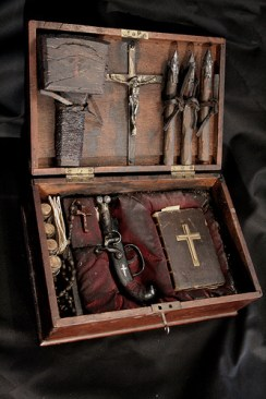 malette exorciste