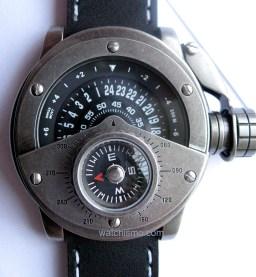 Horloge Montre Steampunk 7retrowerkcomp
