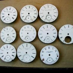 Horloge Montre Steampunk resize