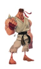 Ryu_the_Original_Street_Fighte_by_Zatransis