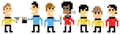 Star Trek iotacons