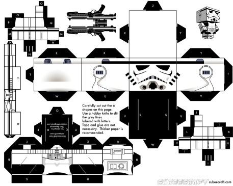 cube stormtrooper