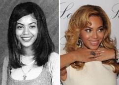 photos de stars jeune ecole Beyonce