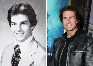 photos de stars jeune ecole Tom Cruise