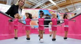 babyfoot barbie