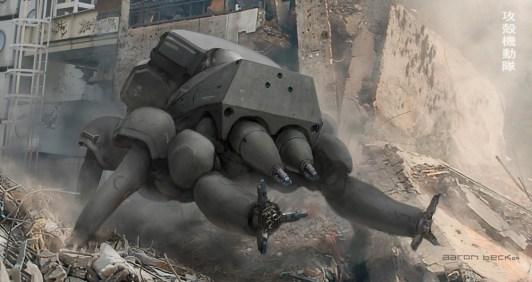 aaron_beck spider tank