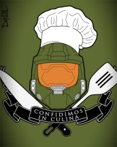 master chief cook halo