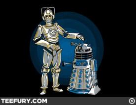 Cyber3PO R2Dalek