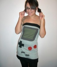 gameboydress