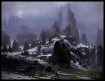 paysage fantasy