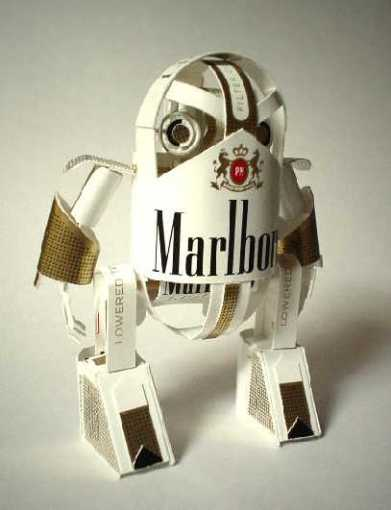 robot marlboro