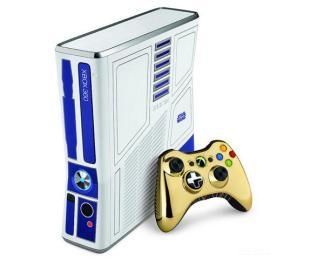 Microsoft-Edition-R2-D2-Xbox-360