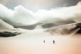 desert marcheurs