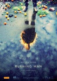 Movie Poster Burning Man