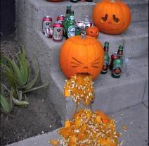citrouille vomit