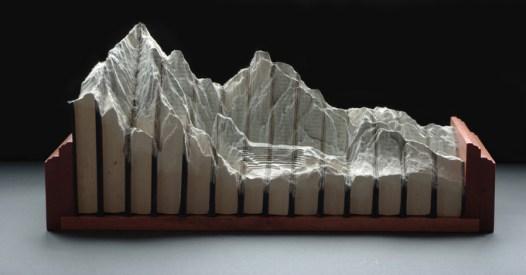 10 livre sculpture Guy Laramee