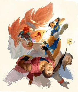 art street fighter
