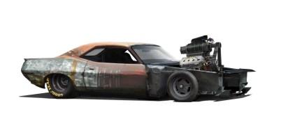 rat_cuda_voiture mad max style