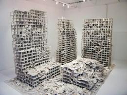 maquette ruines